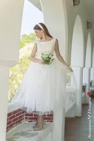 50s wedding dresses 50s wedding dress tea length bridal gown ivory wedding dress 50s