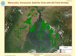 Refineries In Usa Map by The Upstream Oil And Gas Industry In Venezuela