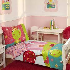 frog crib bedding ebay