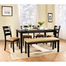 buy lexington 6 piece dining table set with window back chairs and