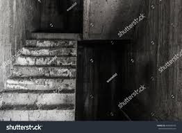 halloween wood background stair abandoned building ghost living place stock photo 405346918