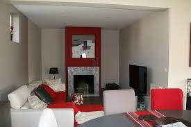 deco wc noir deco salon rouge et gris galerie et photo deco salon rouge et