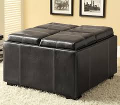 storage ottoman reversible top storage ottoman with reversible top with hard surface tables and