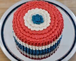 beki cook u0027s cake blog red white and blue cake banana split cake