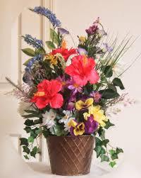 ana silk flowers springs flowers easter egg birds and bunnies