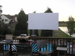 How To Make A Backyard Movie Screen by Make Backyard Picture Perfect U2013 East Bay Times