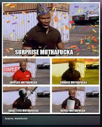 Doakes Meme - james doakes surprise motherfucker dexter meme dexter