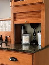 garage door for kitchen cabinet appliance garage tambour door kitchen and bath