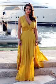 Canary Yellow Dresses For Weddings Celebrity Style Yellow Dresses For Spring Summer 2012 Coco