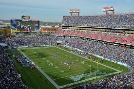 Arrowhead Stadium Map Tennessee Titans Seating Chart Nissan Stadium