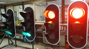 led barrier arm lights traffic light systems eds