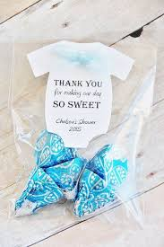 shower thank you gifts thank you for our day so sweet baby shower thank you gift