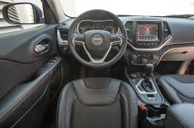 jeep compass interior 2015 2014 jeep cherokee trailhawk review long term update 6