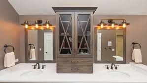 Bathroom Vanity Tower by Bathroom Cabinets Naperville Aurora Wheaton