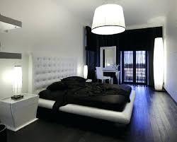 chambre noir et blanche chambre noir et blanc design deco noir et blanc chambre astuces