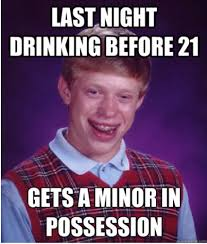 Underage Drinking Meme - overview of the underage drinking laws in arizona