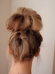 sock bun hair to sock bun or not to sock bun pearls on a string
