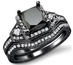 black and wedding rings wedding rings wedding ring for him and silver cross ring