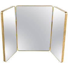 interior leaning floor mirror ikea with trifold mirror