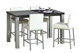 table cuisine hauteur 90 cm table haute rallonge table de cuisine extensible prometteur hauteur