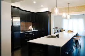 black shaker style kitchen cabinets trending black shaker kitchens freedom kitchens