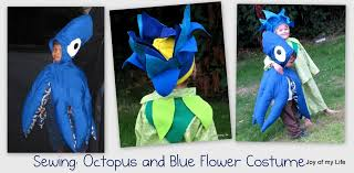 Halloween Octopus Costume Rarelythere Books Crafts Arts