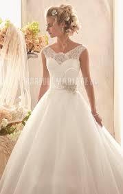 robe de mariã e princesse pas cher princesse col haut organza robe de mariée empire applique robe pas