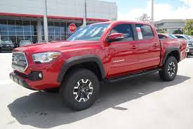 lexus of north miami directions new 2017 toyota tacoma trd off road double cab 5 u0027 bed v6 4x2 at