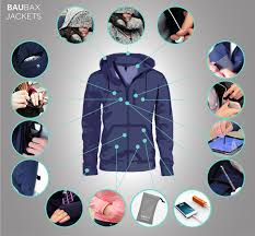 the world u0027s best travel jacket with 15 features baubax by