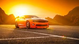camaro ss hd wallpaper chevrolet camaro ss orange wallpaper hd car wallpapers