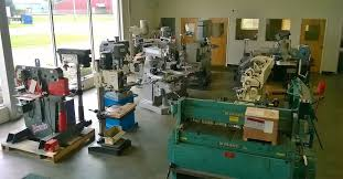 Used Woodworking Machinery Indiana by New U0026 Used Metal Working Equipment Niblock Machinery In Elkhart