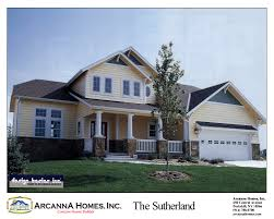 panelized home styles arcanna homes construction