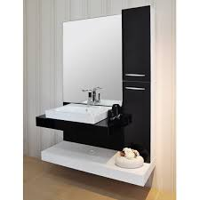 Modern Bathroom Cabinets Aliexpress Com Buy Black And White Acrylic Block Board Modern