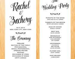 Traditional Wedding Program Infographics Wedding Programs Wedding Ceremony Wedding