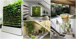 indoor garden ideas charming brilliant interior home design ideas
