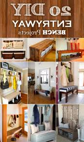how to make entryway bench how to make entryway bench 20 interesting diy entryway benches