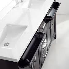 studio bathe calais 63 inch espresso double sink bathroom vanity