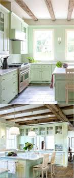 green paint color kitchen cabinets 25 gorgeous kitchen cabinet colors paint color combos a