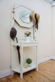 vintage hall stand painted in soft truffle from laura ashley u0027s