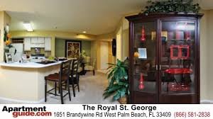the royal st george apartments for rent in florida youtube