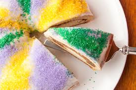 king cakes online mardi gras king cake recipe chowhound