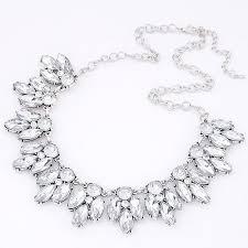 silver fashion statement necklace images Fashion statement necklace china wholesale jewelry beads women jpg