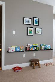 simple and creative bookshelves by homemade in moderh living room