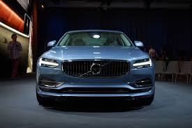 brand new volvo 2017 volvo s90 is a threat for its competition check it out