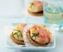 astuce cuisine facile recette facile avec astuce de cyril lignac des petits toasts de