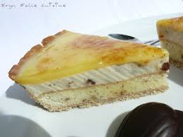 eryn folle cuisine l ambarina tarte noix banane chocolat rhum ambré eryn et sa