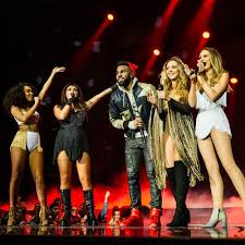 little mix show watch little mix joined jason derulo on tour and pretty much melted