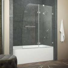 bathtub shower doors home interior design