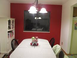 red dining room dining room makeover the pink apron