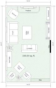 living room floor plans 7625 and small corglife